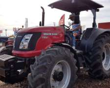 Tractor Apache Solis 110 HP 3p Vende Cignoli Hnos