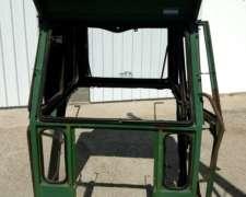Cabina Soid para Tractor JD