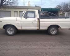 Ford F100 Perkins 4 1980