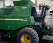 Deere 1550 4 X 2 año 2007