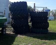 Cubiertas Usadas Para Maquinas Agricolas