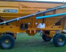 Acoplado Comofra Semilla / Fertilizante - 17.500 Lts - 0 km