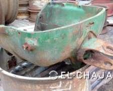 Bandeja de Fundición para Tractor Deutz 55/65.