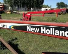 Segadora New Holland 1411 3.20 Mts Con Girodine Financiada