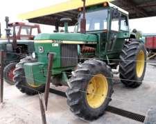 Tractor John Deere 3350 Doble Tracción. muy Bueno