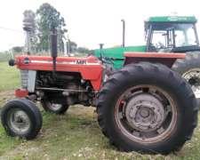 Massey Ferguson 1078 4X2 Rodado18,4x34. año 1974(disponible)