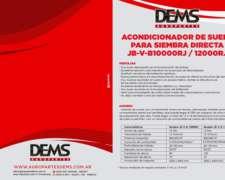 Acondicionador de Suelos Multiproposito Jb-v-b 10/12000rj