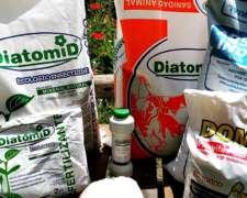 Tierras de Diatomeas Control Natural de Plagas