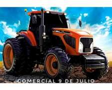 Tractor Zanello Power Tronic 4160 SPS 163hp