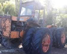 Tractor Zanello 4200 Articulado Rodado Dual