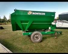 Mixer Montecor 7 TN Usado