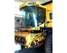 Cosechadora New Holland Cs 660