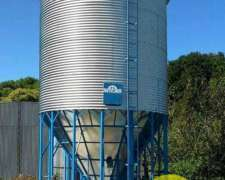 Silos Aéreos Cono Especial Fertilizante Alimento Balanceado