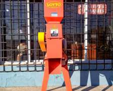 Moledora de Granos Nº3 2.000 Kg/h. Loyto M/trifasico 5.5 HP.