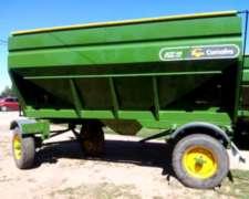 Acoplado Tolva Semilla/fertilizantes Comofra ATF-14