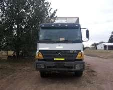 Mercedes-benz 2831 6X4 Axor