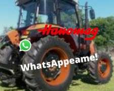 Tractor Hanomag Tr85c/a 80hp 4wd Agrícola