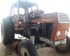 Tractor Zetor Líquido .