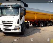 Camión, Iveco Cursor 330 Tractor 2011/2012