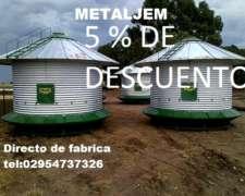 Comederos Auto Consumo 12 TN Colonia MENONITA.$125700 Oferta
