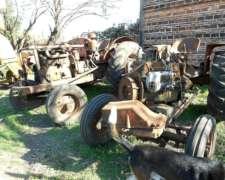 Desarmadero Tractores, MAQ Agricolas y Varios