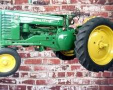 Tractor John Deere Triunfo a