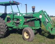 John Deere 5020 con Motor Deutz 160hp