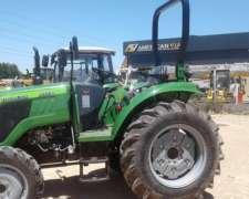 Tractor Frutero Citricola Doble Tracción 50 HP Usado 950 HOR