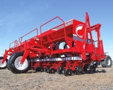 Sembradoras Crucianelli Gringa - Precisión Planting