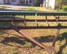 Sembradora de Alfalfa Grano Fino