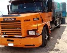 Scania 112 Mod 85 Impecable SE Vende EXC Oportunidad