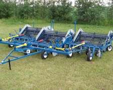Arrancadora - Invertidora de Mani Agroindustrial