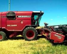 Vassalli AX 7500 Plataforma 35pies