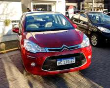 Citroen C3 Feel At6 Año 2018 15000km. Impecable
