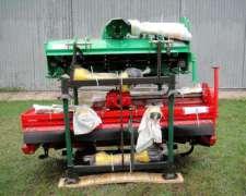 Rotovator para 3 Puntos - Rotacion Inversa - 1.80 - Desplaza