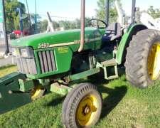 Tractor John Deere Modelo 5403
