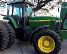 Tractor John Deere 7810