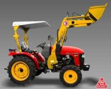 Tractor Roland Doble Traccion con Pala Novedad