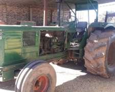 Deutz A144 con Perkins Turbo 145hp y Ruedas de Hierro