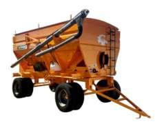 Acoplados 11.500 Lts Tolva Semillas/ Fertilizantes - Comofra