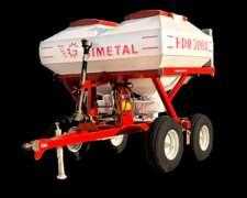 Fertilizadora EDR 3000 - Gimetal