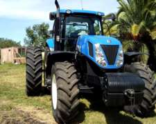 Tractor New Holland T7.215. 4000hs