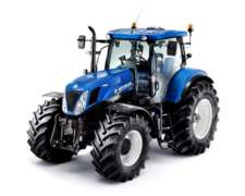 New Holland T7 Financiado