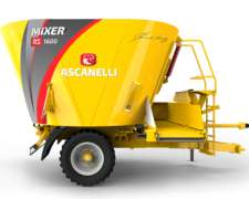 Mixer Vertical Ascanelli - 14 M3