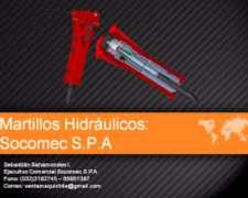 Martillos Para Pavimento + Socomec (italia)