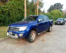 Pick-up Ford Ranger Limited