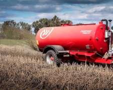Tanque Estercolero Fertec Tank 8000