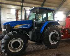 New Holland TM 7020 con Duales con 3p