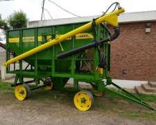 Acoplado Tolva Semillas y Fertilizantes Aragro