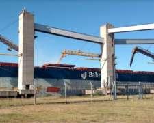 Terminal Puerto Cerealero en Alquiler - Zarate